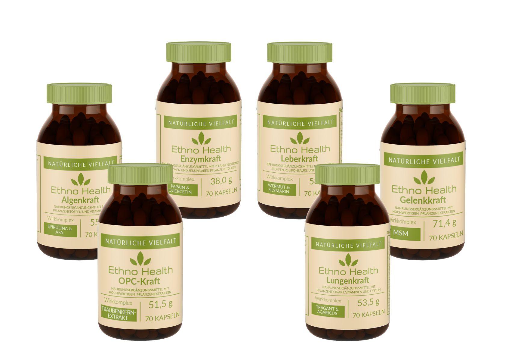 Ethno-Health-Produkte-Green-Line